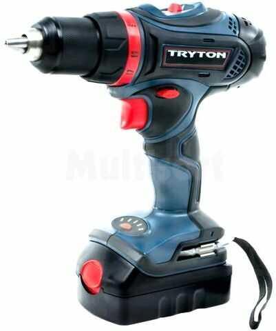 Wkrętarka akumulatorowa Tryton SD-14N2 max.25Nm 14,4V 13mm