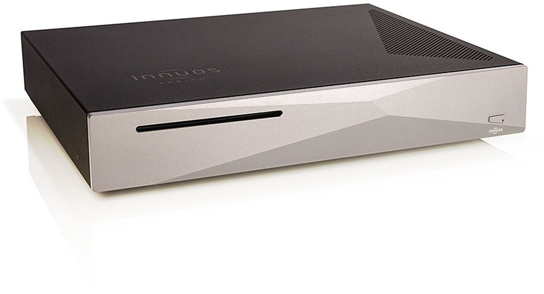 Innuos ZENITH MK3 srebrny - 2 TB SSD - odtwarzacz sieciowy +9 sklepów - przyjdź przetestuj lub zamów online+