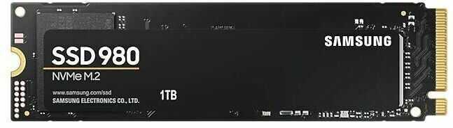 Dysk SSD Samsung 980 PCIe 3.0 NVMe M.2 1TB