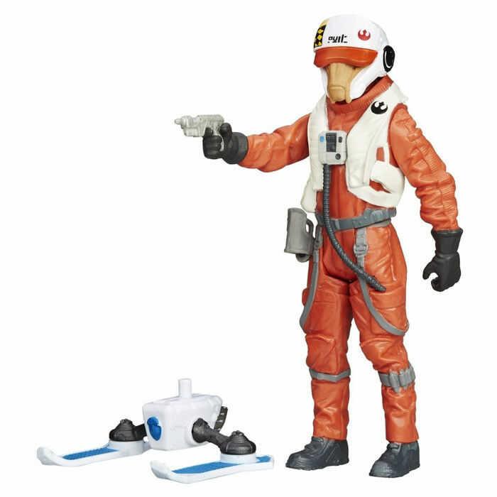 Hasbro Star Wars - X-Wing Pilot Asty B4167 B3963