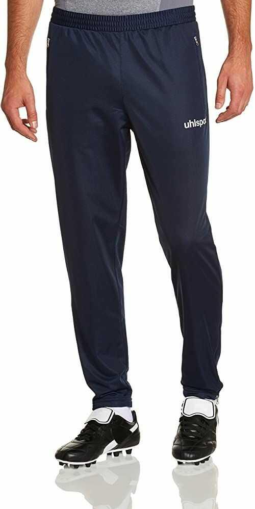 Uhlsport Classic spodnie niebieski morski/biały/błękitny 3XS