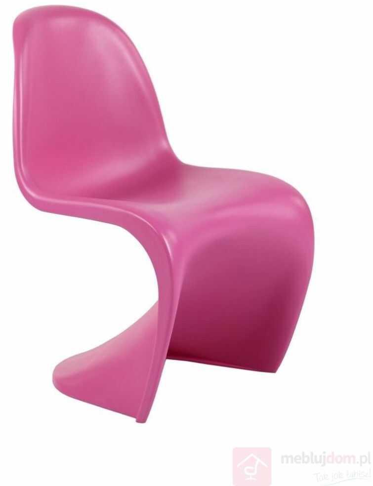 KUPON 10% NA STRONIE  Krzesło dziecięce BALANCE Junior Różowy
