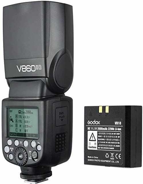 Godox V860II-O lampa błyskowa do kamery Olympus/Panasonic DSLR