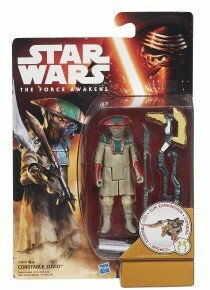Hasbro Star Wars - Constable Zuvio B3968 B3963