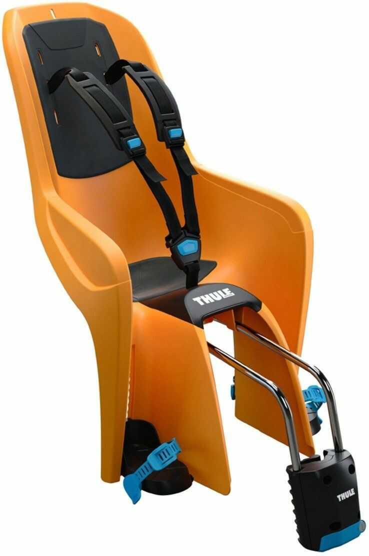 Fotelik rowerowy - THULE RideAlong Lite - pomarańczowy - Pomarańczowy