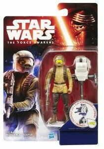 Hasbro Star Wars - Figurka 10 cm. Resistance Trooper B3451 B3445