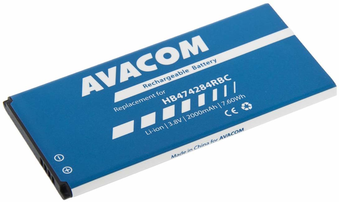 Akumulator do telefonu Huawei Ascend Y635 Li-Ion 3, 8 V 2000 mAh (zamiennik HB474284RBC)