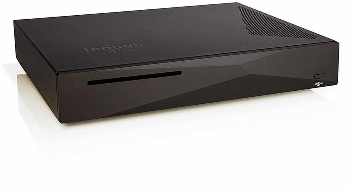 Innuos ZENITH MK3 czarny - 2 TB SSD - odtwarzacz sieciowy +9 sklepów - przyjdź przetestuj lub zamów online+