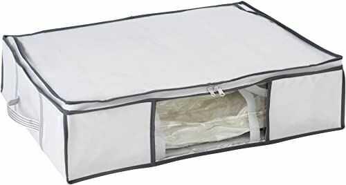 Wenko miękkie pudełko próżniowe M, polipropylen, białe, 50 x 65 x 15 cm