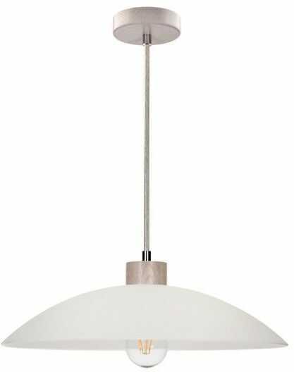 SPOTLIGHT lampa wisząca z drewno dębowe kolor dąb bielony, 1408032