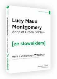 Ania z Zielonego Wzgórza z podręcznym słownikiem ZAKŁADKA DO KSIĄŻEK GRATIS DO KAŻDEGO ZAMÓWIENIA