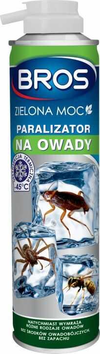 BROS - Zielona Moc paralizator na owady 300ml