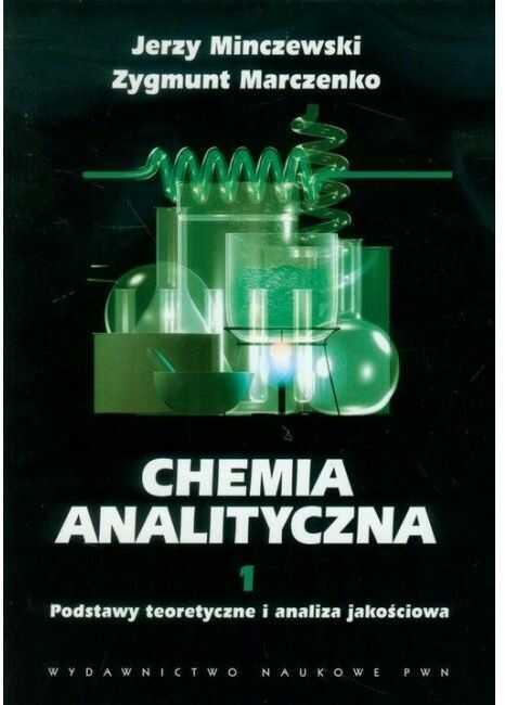 Chemia analityczna Tom 1 PWN