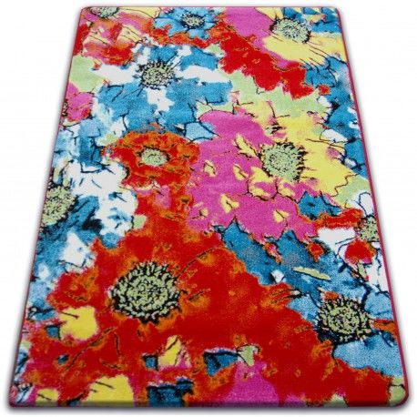 Dywan PAINT - F513 red 120x170 cm