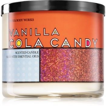 Bath & Body Works Vanilla Cola Candy świeczka zapachowa 411 g