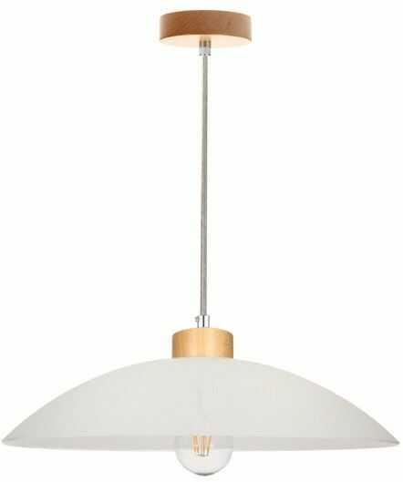 SPOTLIGHT lampa wisząca drewno brzozowego kolor brzoza, 1408060