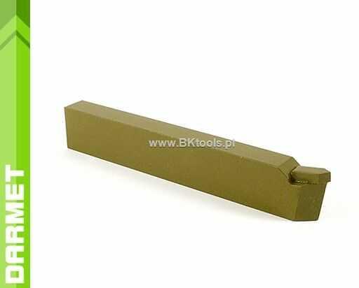 Nóż spiczasty NNPe-ISO10 4025 U20 (M20) do stali nierdzewnej