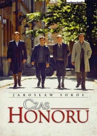 Czas honoru Lata 1939-1942 Jarosław Sokół