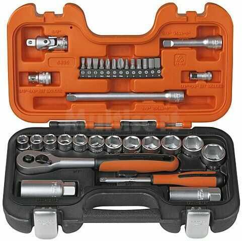 Zestaw 33 kluczy BAHCO S330