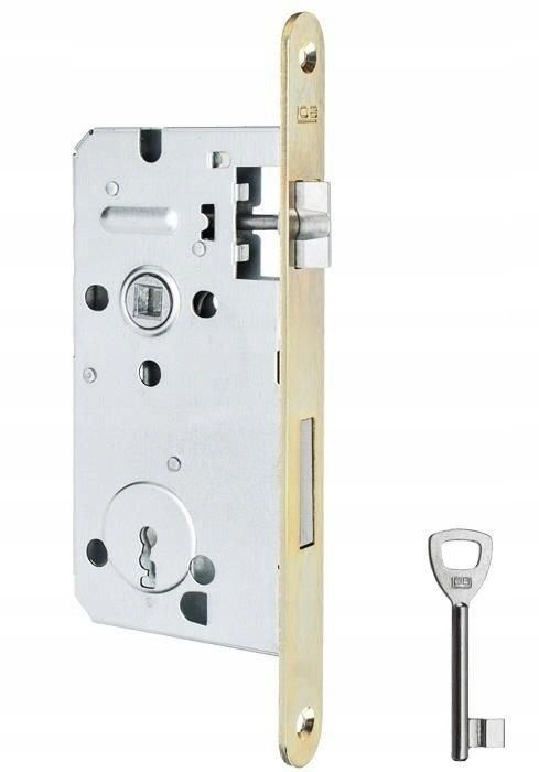 Zamek Drzwiowy LOB 72 /50 KL Klucz