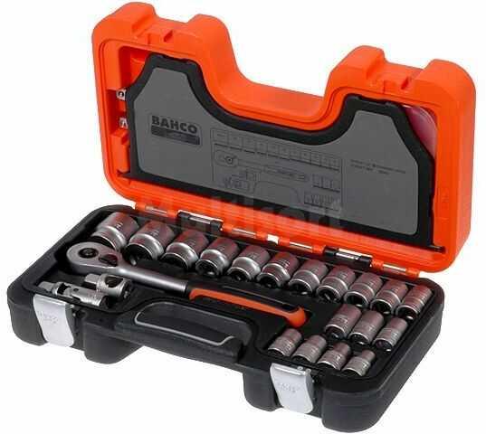 Zestaw 24 kluczy BAHCO S240