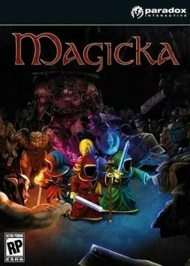 Magicka (PC) Steam