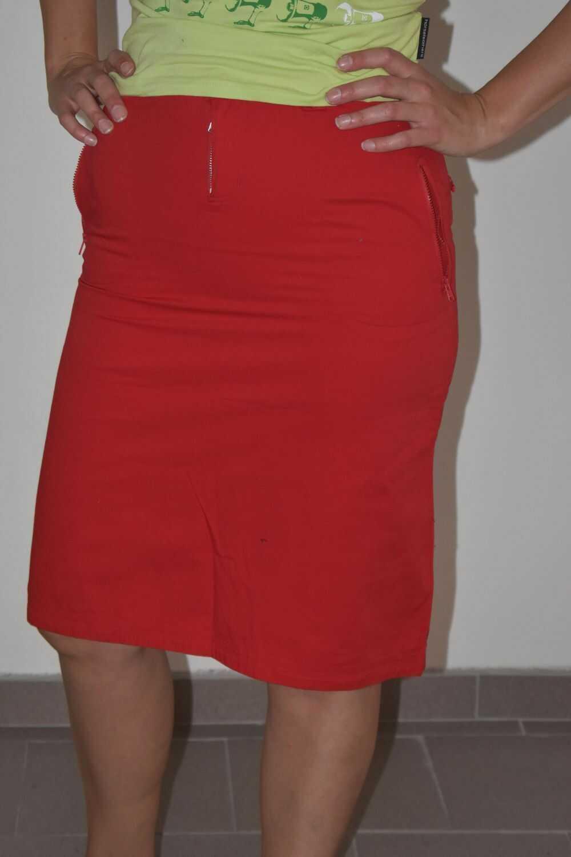 spódnica damska RUSTY STELLA Skirt Red