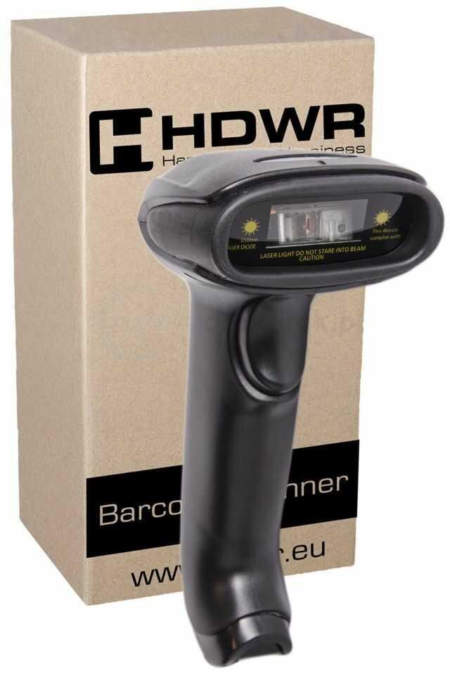 Czytnik kodów kreskowych 1D HDWR HD-67