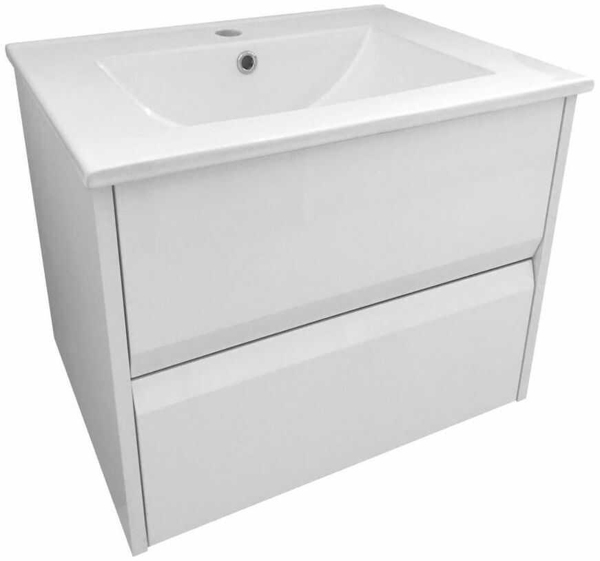 Zestaw szafka z umywalką 50 PALADIUM