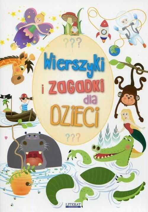 Wierszyki i zagadki dla dzieci - Krystian Pruchnicki - ebook