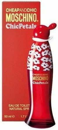 Moschino Cheap & Chic Chic Petals 50 ml woda toaletowa dla kobiet woda toaletowa + do każdego zamówienia upominek.