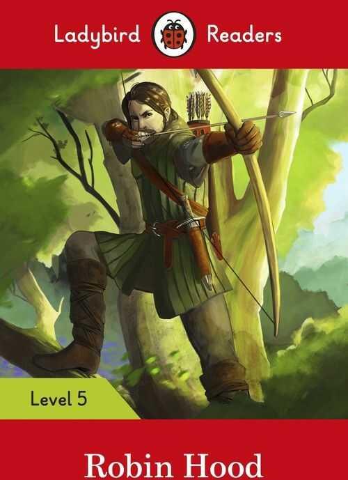 Robin Hood ZAKŁADKA DO KSIĄŻEK GRATIS DO KAŻDEGO ZAMÓWIENIA