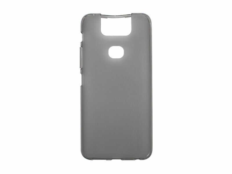 Asus Zenfone 6 (ZS630KL) - etui na telefon FLEXmat Case - czarny