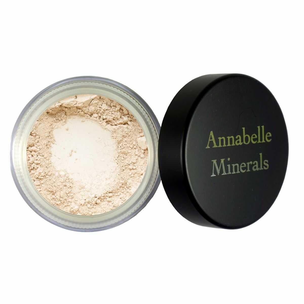 Podkład mineralny - kryjący Natural Light - 10g - Annabelle Minerals