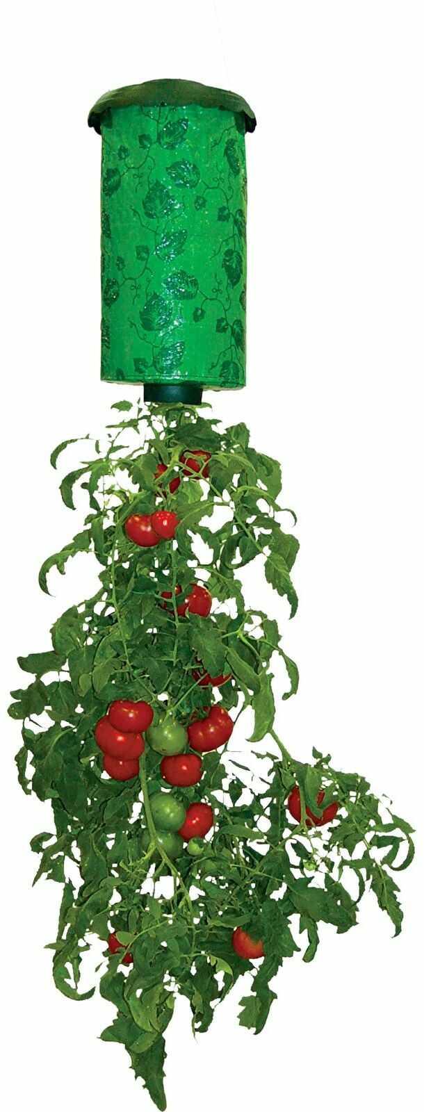 Doniczka do upraw wiszących (np. pomidorów)