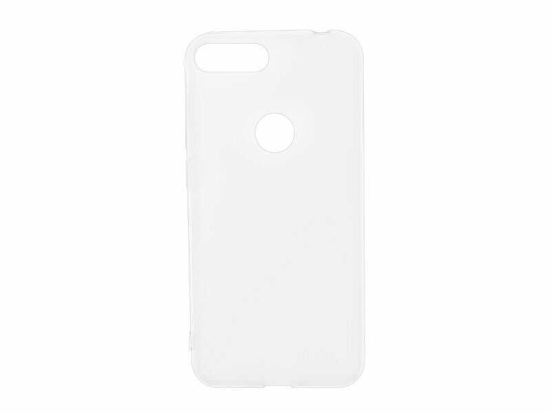 Alcatel 1S - etui na telefon FLEXmat Case - biały