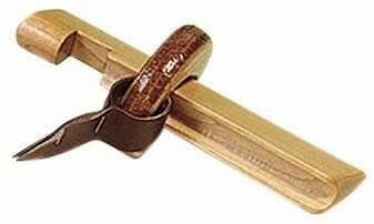 Docisk do końcówek - drewniany