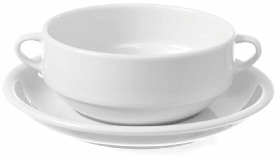 Bulionówka porcelanowa Optima