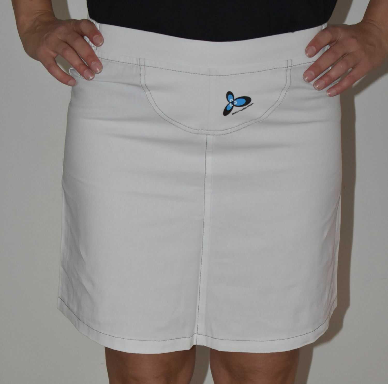 spódnica damska BATYSKAF BTF Skirt White