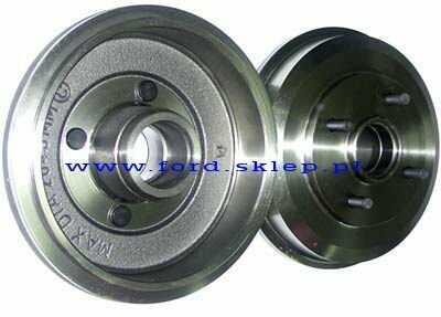 bębny hamulcowe Focus Mk1 - LPR