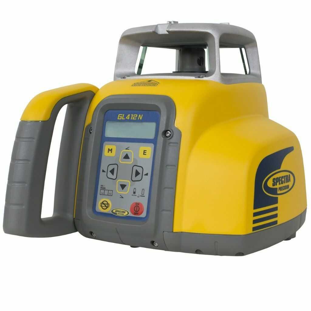 Niwelator Laserowy Spectra Precision GL412N