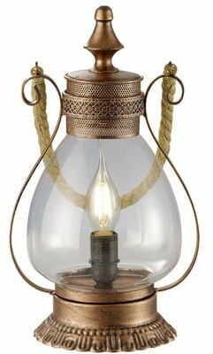 Trio LINDA 503500162 lampa stołowa
