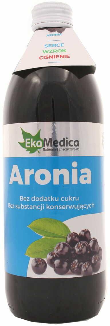 Aronia - EkaMedica - 500 ml