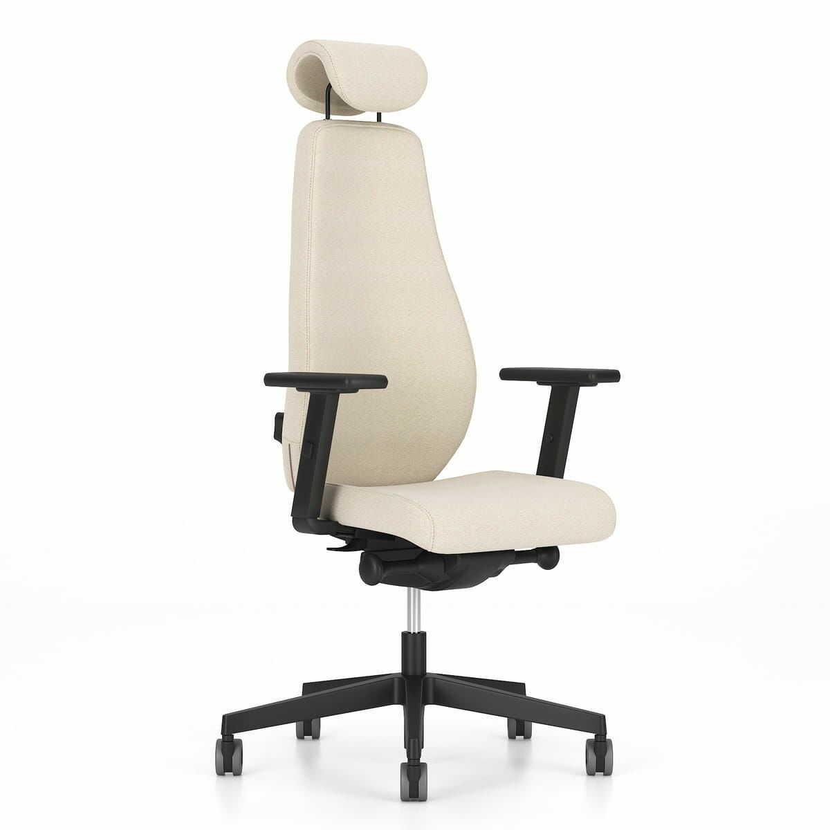Fotel biurowy Nowy Styl BJARG SWIVEL CHAIR HB UPH z
