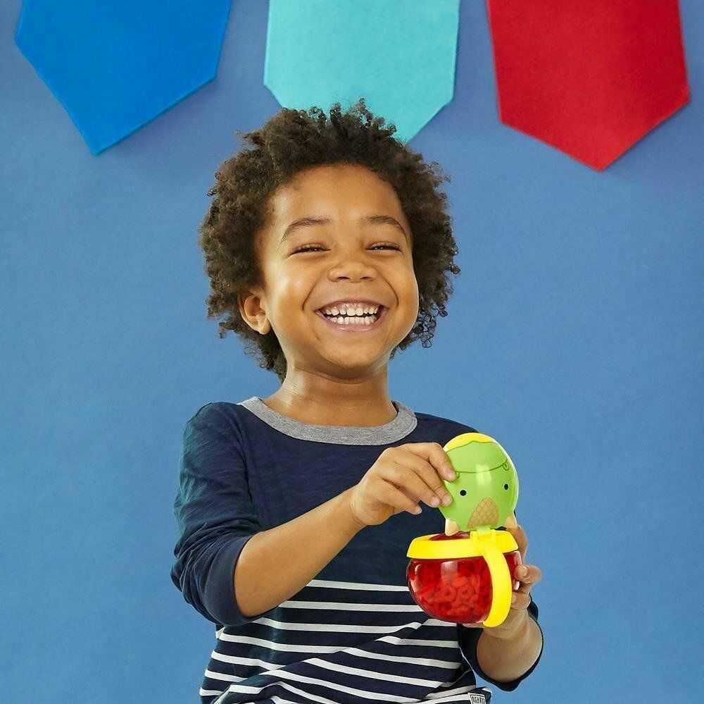 Kubek dla dzieci Niewysypek Zoo Smok 252573-Skip Hop