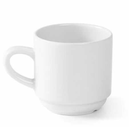 Filiżanka porcelanowa 230 ml OPTIMA