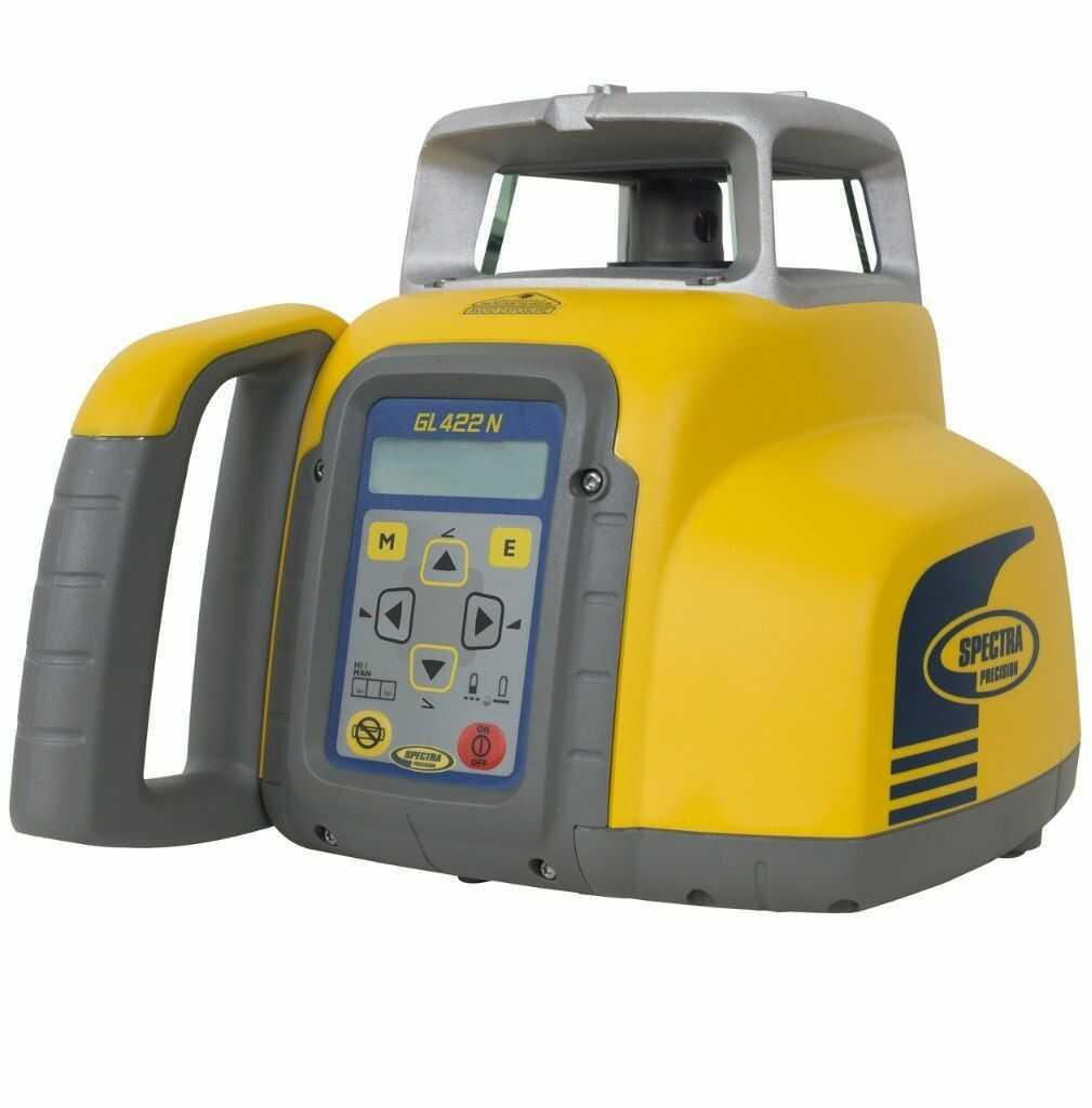 Niwelator laserowy SPECTRA PRECISION GL422N