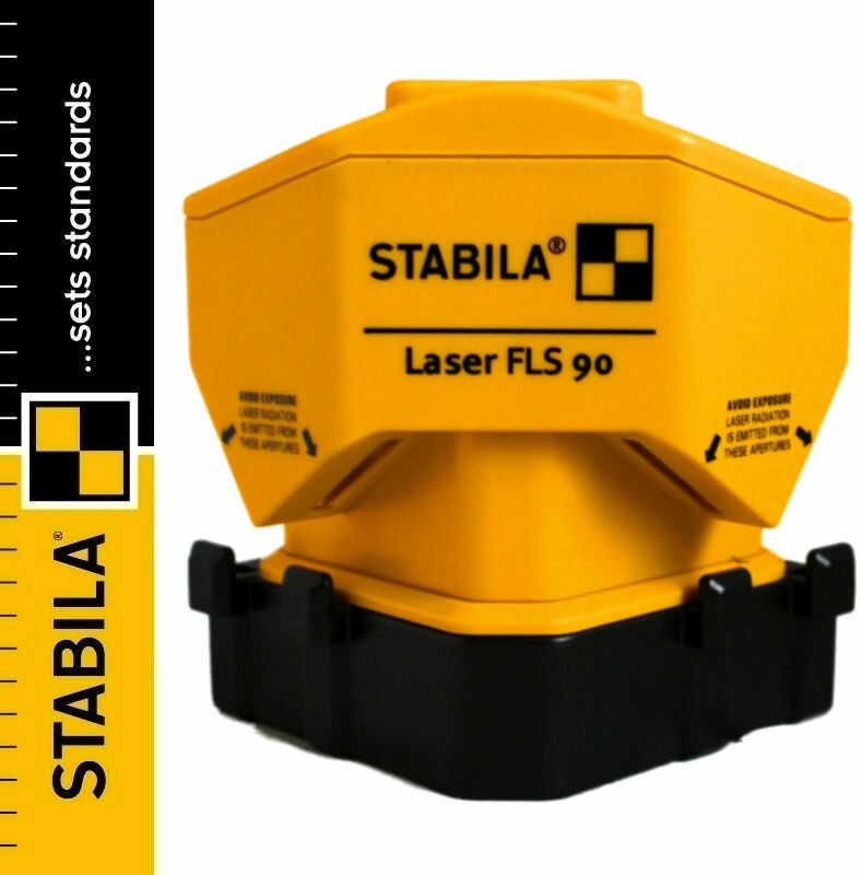Laser liniowy podłogowy FLS 90 STABILA