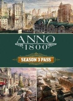 Anno 1800 - Season 3 Pass PL (Digital - klucz Uplay)