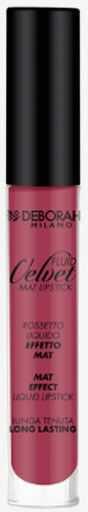 Fluid Velvet Lipstick DEBORAH MILANO 15